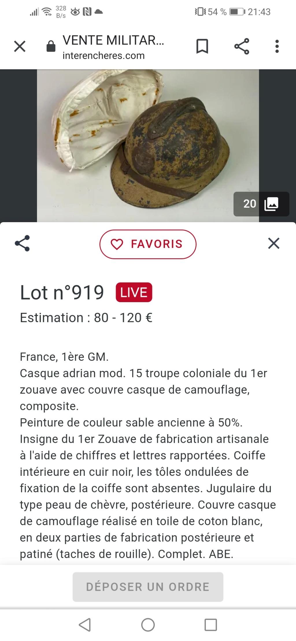 Casque Français 14/18  Screen12