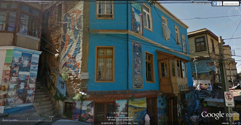 STREET VIEW : les fresques murales - MONDE (hors France) - Page 14 Art_mu12