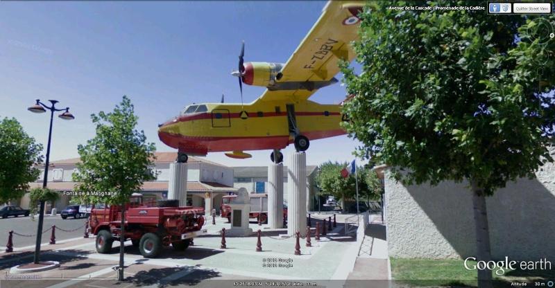 STREET VIEW : Hélicoptères Canada10