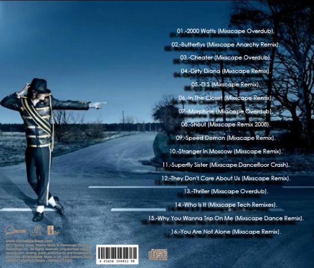 [Download] Michael Jackson Tunes Remixes Cover_13