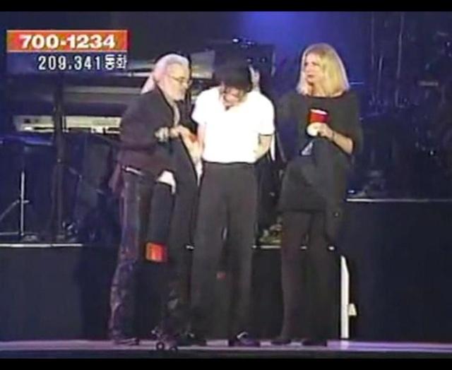 [DL] Michael Jackson & Friends In Korea 1999 Friend33