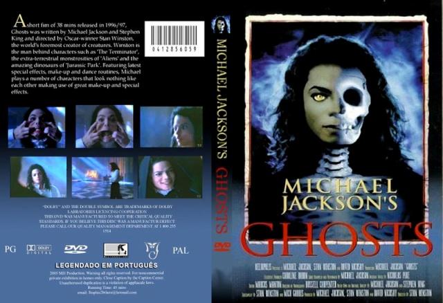 [DL] Michael Jackson - Ghosts Movie (Legendado) Ghosts17