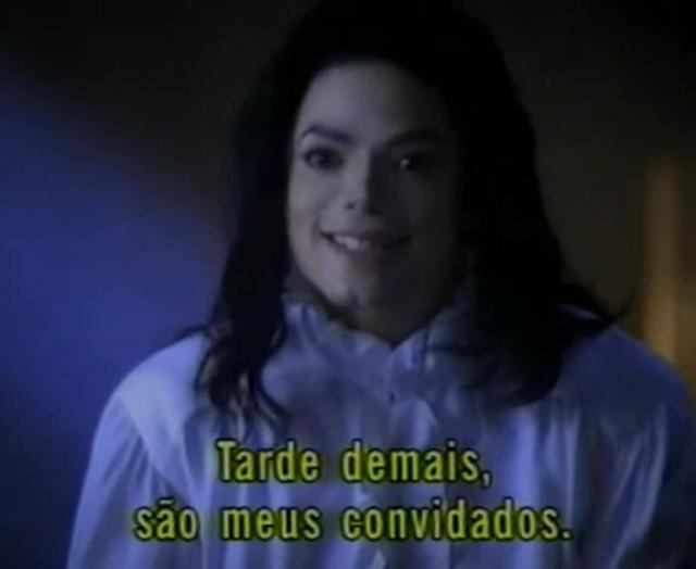 [DL] Michael Jackson - Ghosts Movie (Legendado) Ghosts21