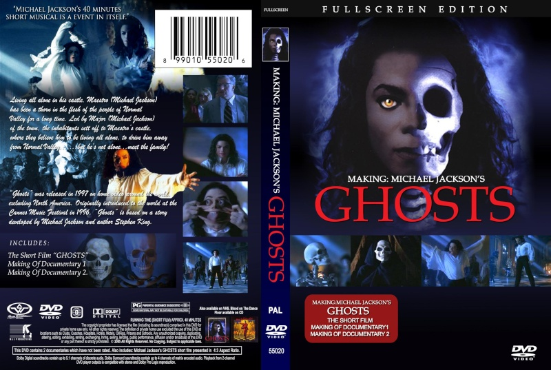 [DL] Ghosts (Unedited Original TS, WOWOW, 1080i) Best Available Quality Making28