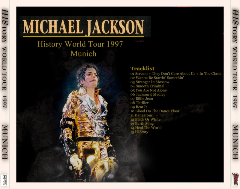 [DL] CD - HIStory Tour - Live In Munich 1997 (Excellent Quality) Michae24