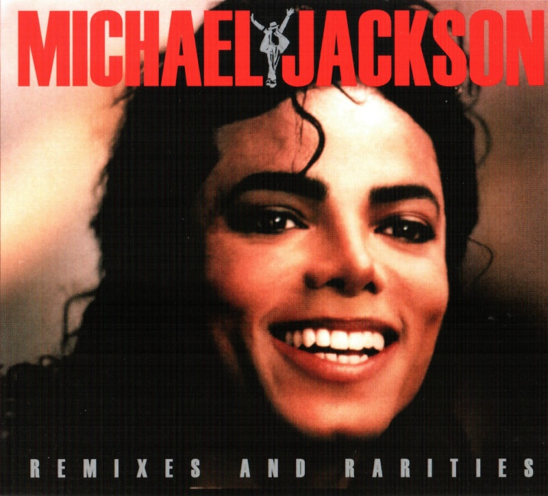 Michael Jackson - Remixes and Rarities (2 CD) Remixe11
