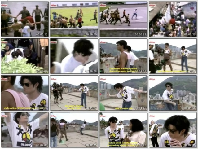 [DL] Making Of They Don't Care About Us Brasil e Informes Tdcau_35