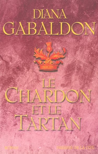 La S 233 Rie Le Chardon Et Le Tartan Outlander De Diana border=