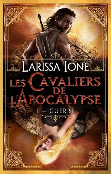 Les Cavaliers de l'Apocalypse - Tome 1 : Guerre de Larissa Ione 1310-a11