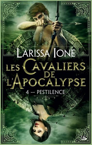 Les Cavaliers de l'Apocalypse - Tome 4 : Pestilence de Larissa Ione 1310-a13