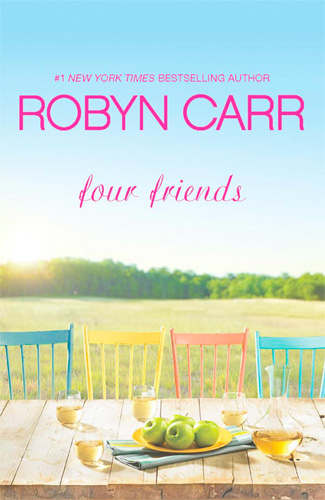Four Friends de Robyn Carr 4_frie10