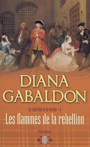 talisman - Le Chardon et le Tartan - Tome 2 : Le talisman de Diana Gabaldon  4flamm10