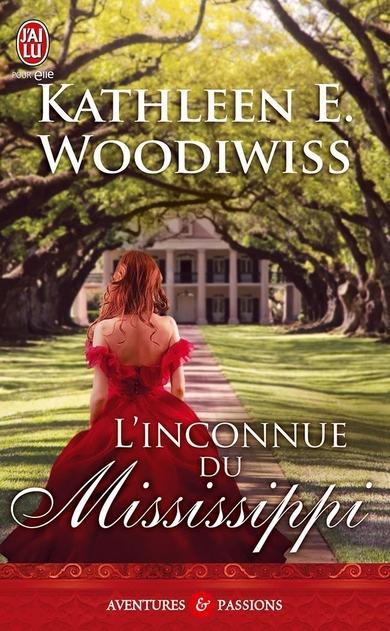 L'inconnue du Mississippi de Kahtleen E.Woodiwiss 71lngf10