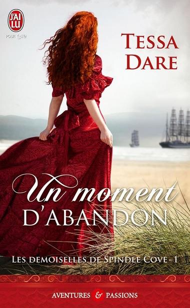 Les Demoiselles de Spindle Cove - Tome 1 : Un Moment d'Abandon de Tessa Dare 71zrwm10