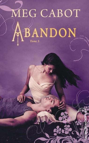 Abandon - Tome 3 : L'éveil de Meg Cabot Abando10