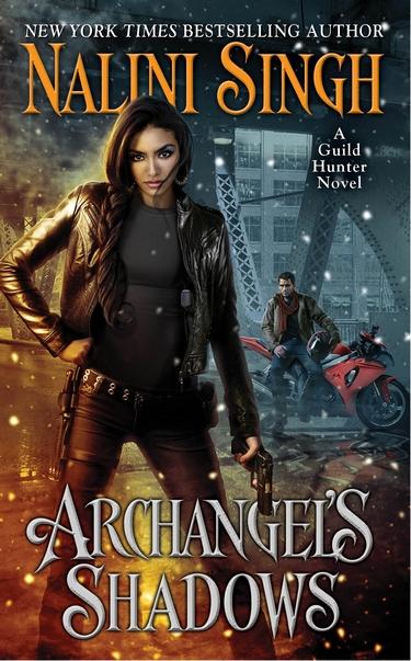 chasseuse de vampires - Chasseuse de Vampires - Tome 7 : Les Ombres de l'Archange de Nalini Singh Arch_s10