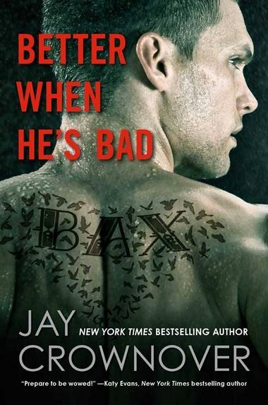 Bad - Tome 1 : Amour interdit de Jay Crownover Better10