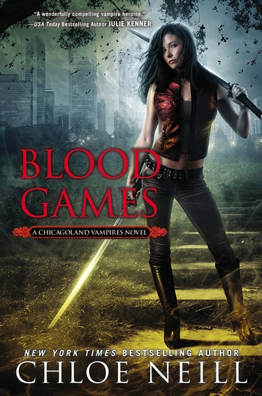 Les Vampires de Chicago - Tome 10 : Une morsure ne suffit pas de Chloe Neill Blood_10