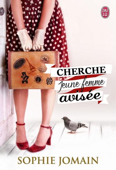 Cherche Jeune Femme Avisée de Sophie Jomain Cherch11