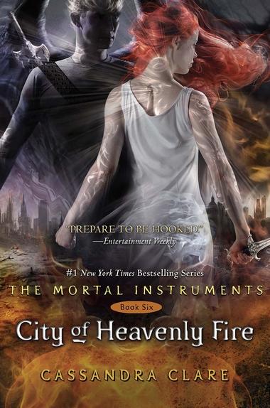 La Cité des Ténèbres - Tome 6 : City of Heavenly Fire de Cassandra Clare City10