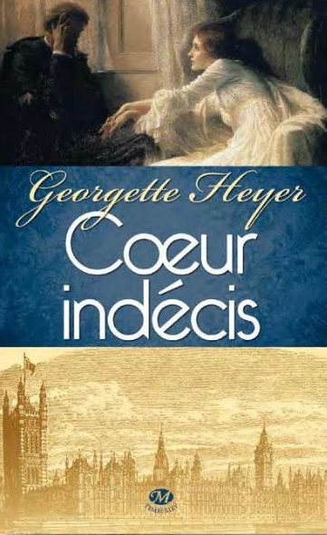 Coeur Indécis de Georgette Heyer Coeur10