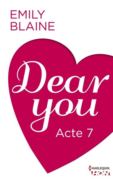Dear You (Acte 7) - Emily Blaine Dear10