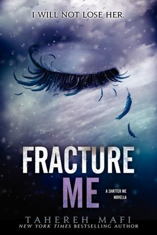 Insaisissable - Tome 2.5 : Fracture Me de Tahereh Mafi Fractu10