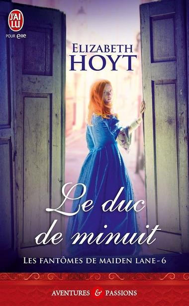 Les Fantômes de Maiden Lane - Tome 6 : Le Duc de Minuit d'Elisabeth Hoyt Hoyt10