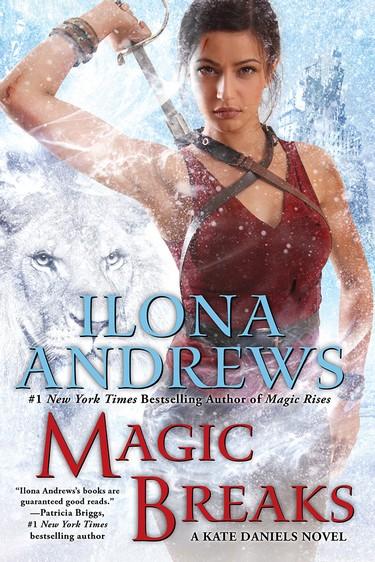 Kate Daniels - Tome 7 : Rupture magique de Ilona Andrews Ilone10