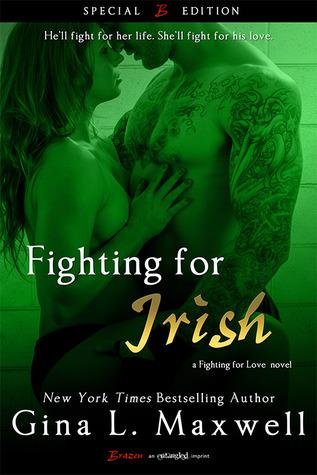 Fighting for Love - Tome 3 : Charming Kitty de Gina L. Maxwell Irish10