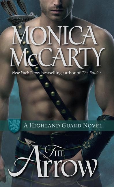 Les Chevaliers des Highlands - Tome 9 : La Flèche de Monica McCarty Monica10