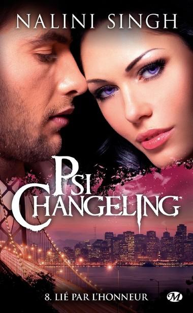 Psi-Changeling Tome 8 : Lié par l'honneur de Nalini Singh Psi_810