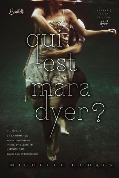 Mara Dyer - Tome 1 : Qui est Mara Dyer ? de Michelle Hodkin Qui_es10