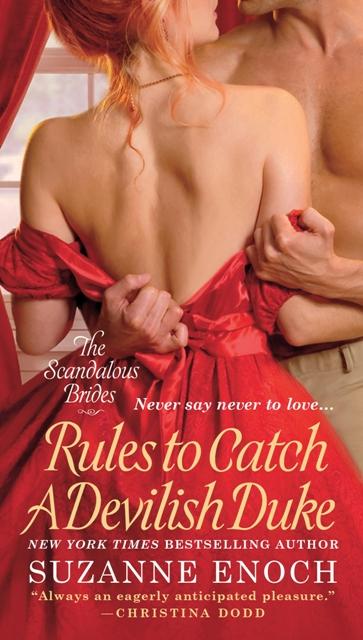 Les Rebelles - Tome 3 : La Duchesse aux pieds nus de Suzanne Enoch Rules_10