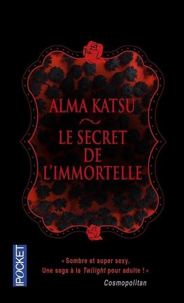 Immortelle - Tome 1 : Le Secret de l'Immortelle de Alma Katsu Secret11