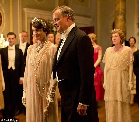 Downton Abbey Christmas special 2013 Downto10