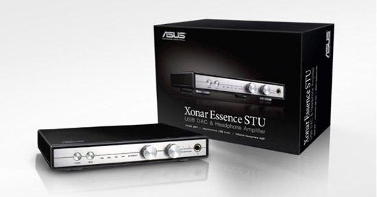 Denon DA 300 USB  Asus-d10