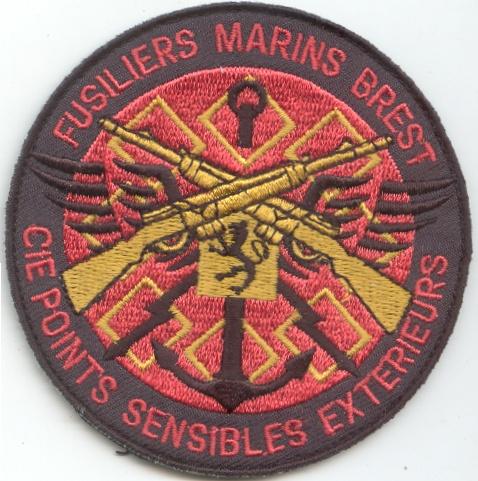 [Fusiliers] CP (compagnie protection) BAN LANDIVISIAU Fusili10