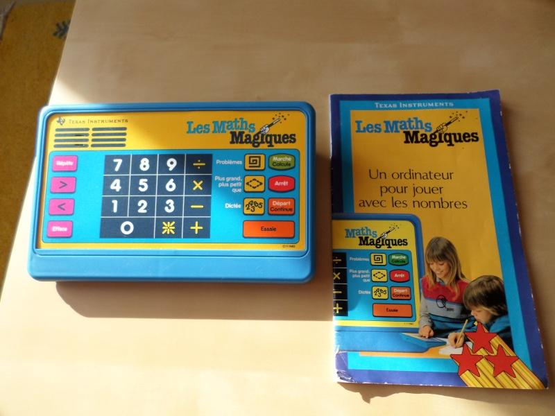 """Echange """"Les maths magiques"""" Sam_0010"""