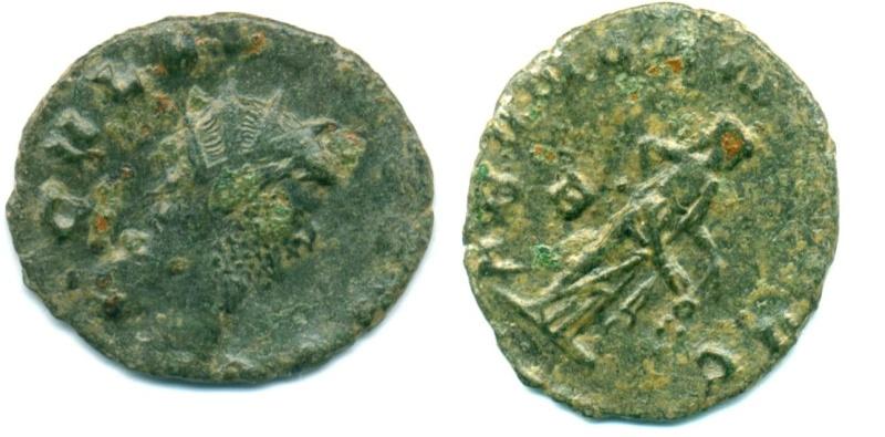antoninien de Gallien pour Rome Monnai11