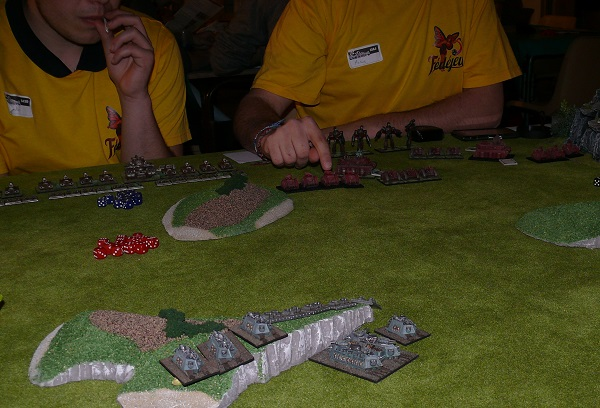 [A.S.N.] Dystopian Wars/Armoured Clash à Ludinord 2014 P1160747