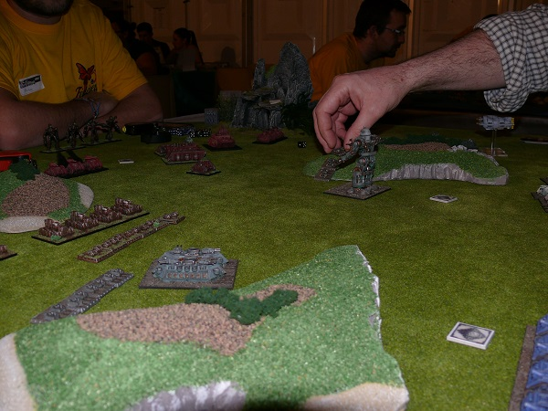 [A.S.N.] Dystopian Wars/Armoured Clash à Ludinord 2014 P1160748