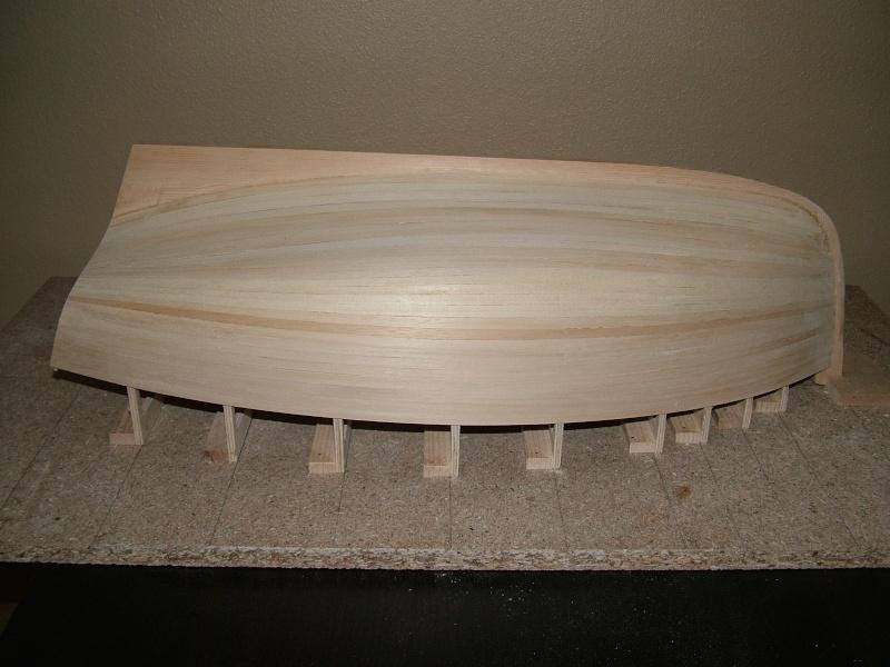 Construction d'un canot chausiais par Wadone - Page 2 Dscf6017