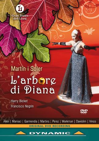 L'ARBORE DI DIANA ou Le Palais de l'Amour  Martin i Soler  3365110