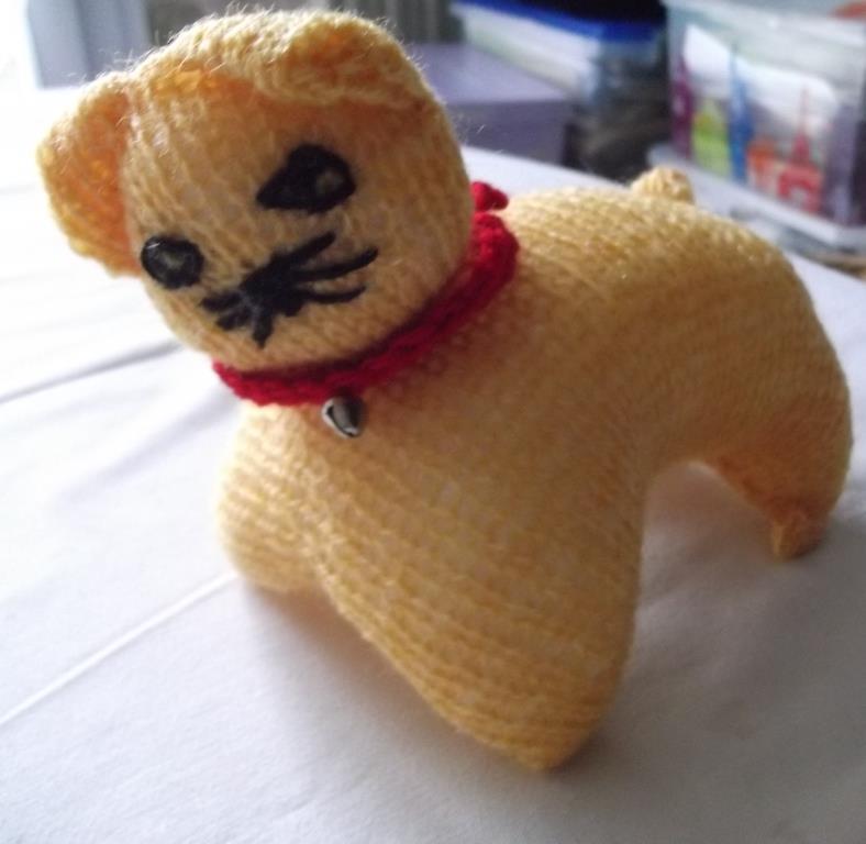 les tricots de Viviane Chat_o10