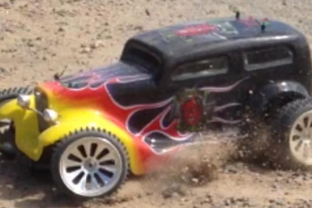 hot rod Ansmann racing 10124910