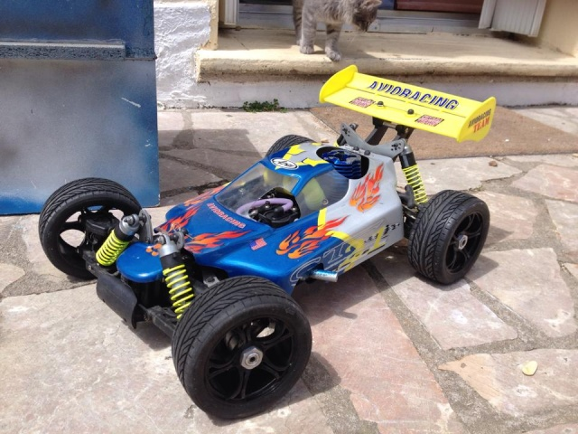 Mon ex FG Monster Beetle & mes autres ex rc non short course 10308210