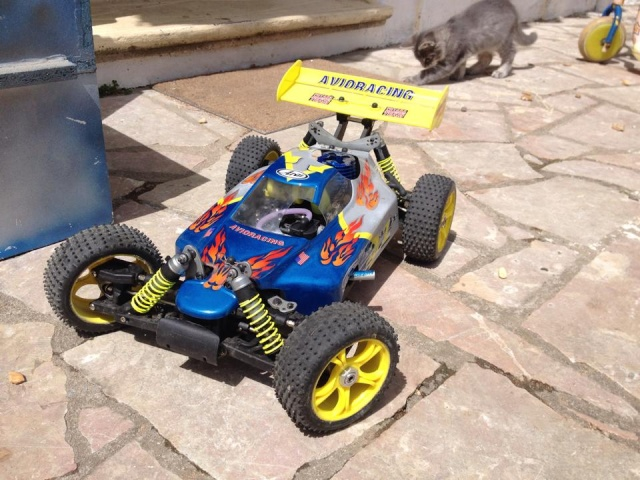 Mon ex FG Monster Beetle & mes autres ex rc non short course 10363510