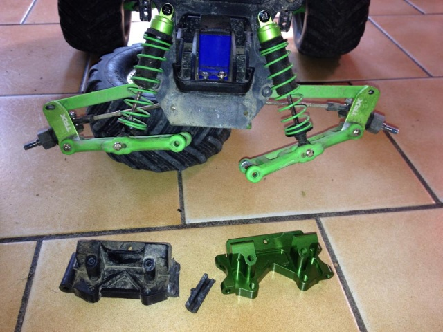 Mon ex FG Monster Beetle & mes autres ex rc non short course 11466810