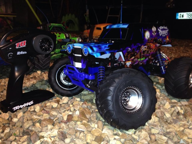 Mon ex FG Monster Beetle & mes autres ex rc non short course 14976510